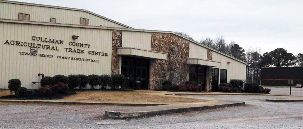 Cullman County Parks Amp Rec Agricultural Trade Center