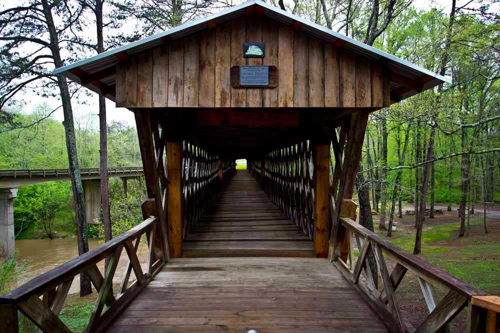 Cullman County Parks Amp Rec Clarkson Covered Bridge