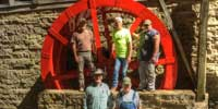 New Water Wheel 2016