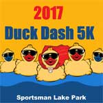 Duck Dash 5K at Sportsman Lake Park